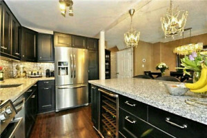 FULLY RENOVATED UPSCALE TOWNHOUSE FOR RENT