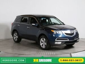 2013 Acura MDX AWD 7 PASSAGERS DVD CUIR TOIT MAGS NAV