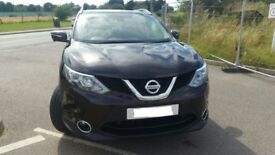 Nissan QASHQAI 2014 FULLY LOADED with Very Low Mileage 18000 like NEW, No Road Tax
