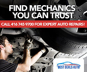 Honest Affordable Mechanics Toronto, Best Deals Auto, 4167459700