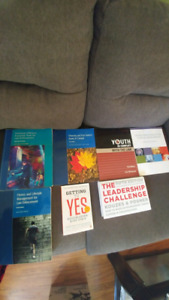 First and second year police foundation books
