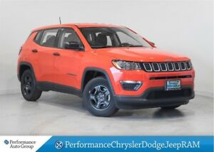 2017 Jeep Compass Sport * Heated Seats * Back Up Camera