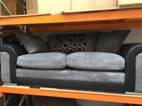 3 seater scatter cushion sofa. ( new )