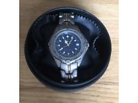 Claude Valentini Premier Sports Watch Model No. M1944RJ