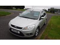 FORD FOCUS 1.6 SPORT TDi,2011,Alloys,Air Con,Sat Nav,Bluetooth, Full Service History,£30 Road Tax
