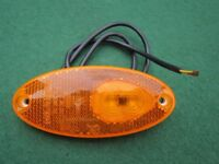 Marker LED lamp oval type.