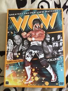 WWE - Greatest WCW Pay Per View Matches