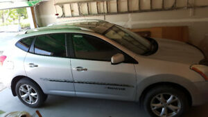 2009 Nissan Rogue, SUV,    SAFETIED,     all wheel drive