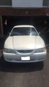 1997 Ford Mustang 3000 obo