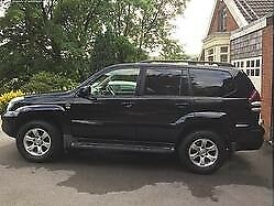 Toyota Land Cruiser 3.0 D-4D Invincible 5dr LC5 spec