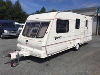 Pageant Moselle 4 berth with end washroom 19 foot