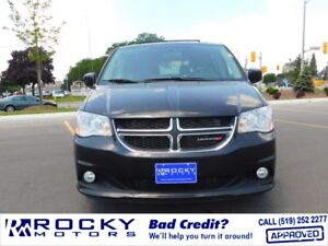 2014 Dodge Grand Caravan Crew - BAD CREDIT APPROVALS