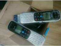 Twin bt cordless phones