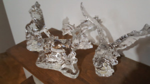 Princess House collection large animals