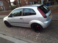Ford fiesta for sale or swap for something bigger