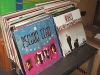 "200 x 12"" 1980's Pop Vinyl Collection CLASSIC 80's RECORDS!!"