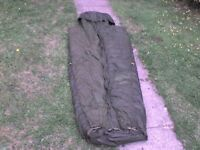 2 Army Special Quilted warm Sleeping Bags - Heathrow