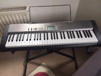 Electric keyboard/piano