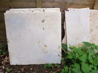 Beautiful Marble Tiles - 1cm thick, assorted sizes (Offers welcome)