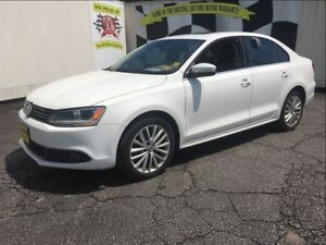 2012 Volkswagen Jetta Highline, Automatic, Sunroof
