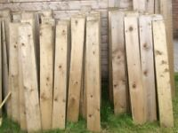 90 fence planks for sale 90cms good condition