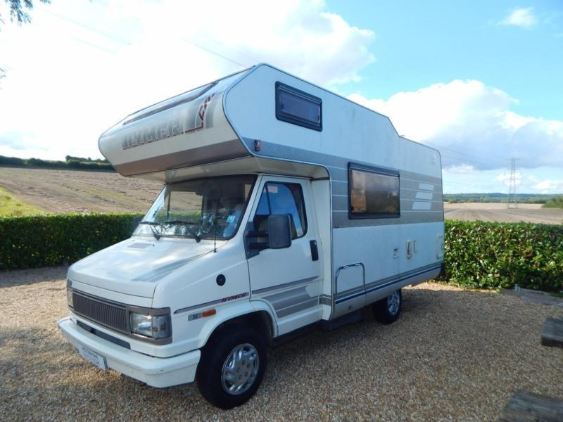 Hymer Camp LHD 5 Berth 1.9 Diesel, Motorhome, Camper Van with New Engine