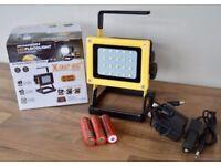 Snap Mac Rechargeable LED Flood Light