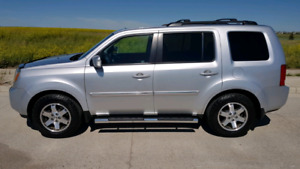 2011 Honda Pilot Touring Edition