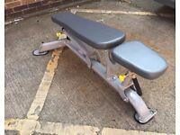 Heavy Duty Adjustable Bench