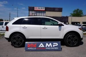"2013 Ford Edge Sport Leather Navi FWD Big 20""rims camera skyroof"