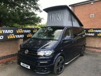 VW T5.1 New Campervan Conversion with Air Con, Cruise Control and Rear Parking Sensors