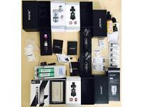 Vape kit big set kangertech kbox 160 smok