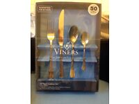 Viners Cultery 24 silver piece set