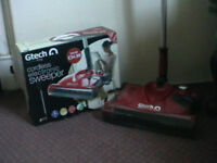 GTech Cordless Rechargeable Floor/Carpet Sweeper