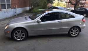 2002 Mercedes-Benz C230 Kompressor 4Cyl (Read Description)