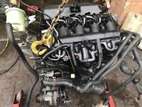 Renault master /Movano 2.5 cdti engine complete 2007-10