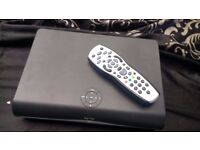 HD SKY PLUS HD BOX WITH REMOTE CONTROL WORKING AVAILABLE FOR SALE