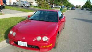 2000 Acura Integra Coupe (2 door)