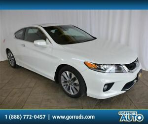 2013 Honda Accord COUPE/EX/MOONROOF/BLUETOOTH/HEATED SEATS/CAMER