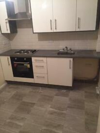 BRAND NEW ONE BEDROOM STUDIO FLAT, INCLUDING WATER & GAS BILL, ORCHARDSON AVENUE £500 pcm