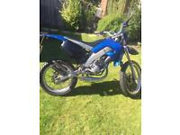 Peugeot xps 50 geared 50cc moped (running project)