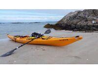 Sea Kayak - Venture Capella 166 in Kent - SOLD (PROVISIONALLY)