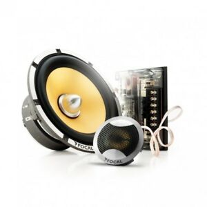 Focal 2 way components K2 6.5