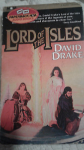 Lord of the Isles Abridged Audiobook on cassette