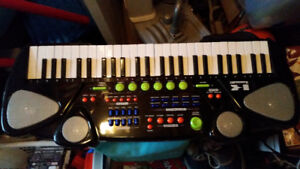 Keyboard and recorders