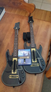Guitar Hero Live for Ps4