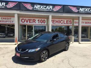 2013 Honda Civic EX AUT0 A/C SUNROOF BACK UP CAMERA 78K