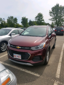 2017 barely used Trax 7000km