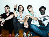 4 x Libertines tickets Newcastle Times Square Thursday 3rd Aug.