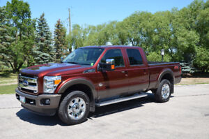 2015 Ford F-350 King Ranch Pickup Truck